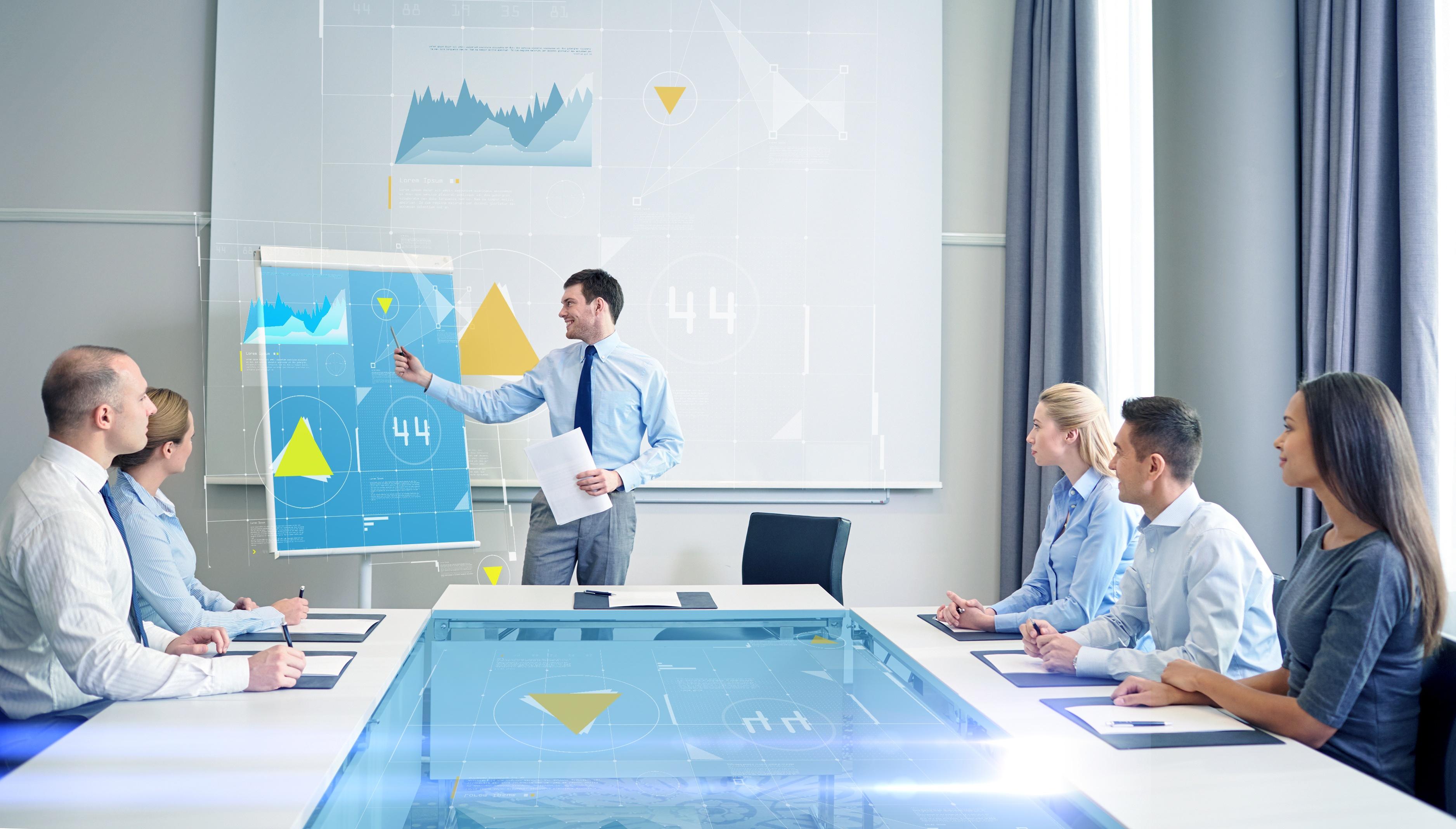 [Guía gratis] Cómo presentar datos de manera eficaz