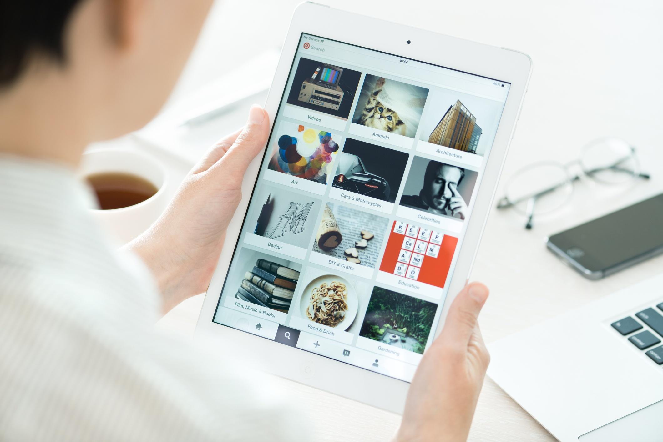 Herramientas y tips para usar Pinterest en tu estrategia de Marketing