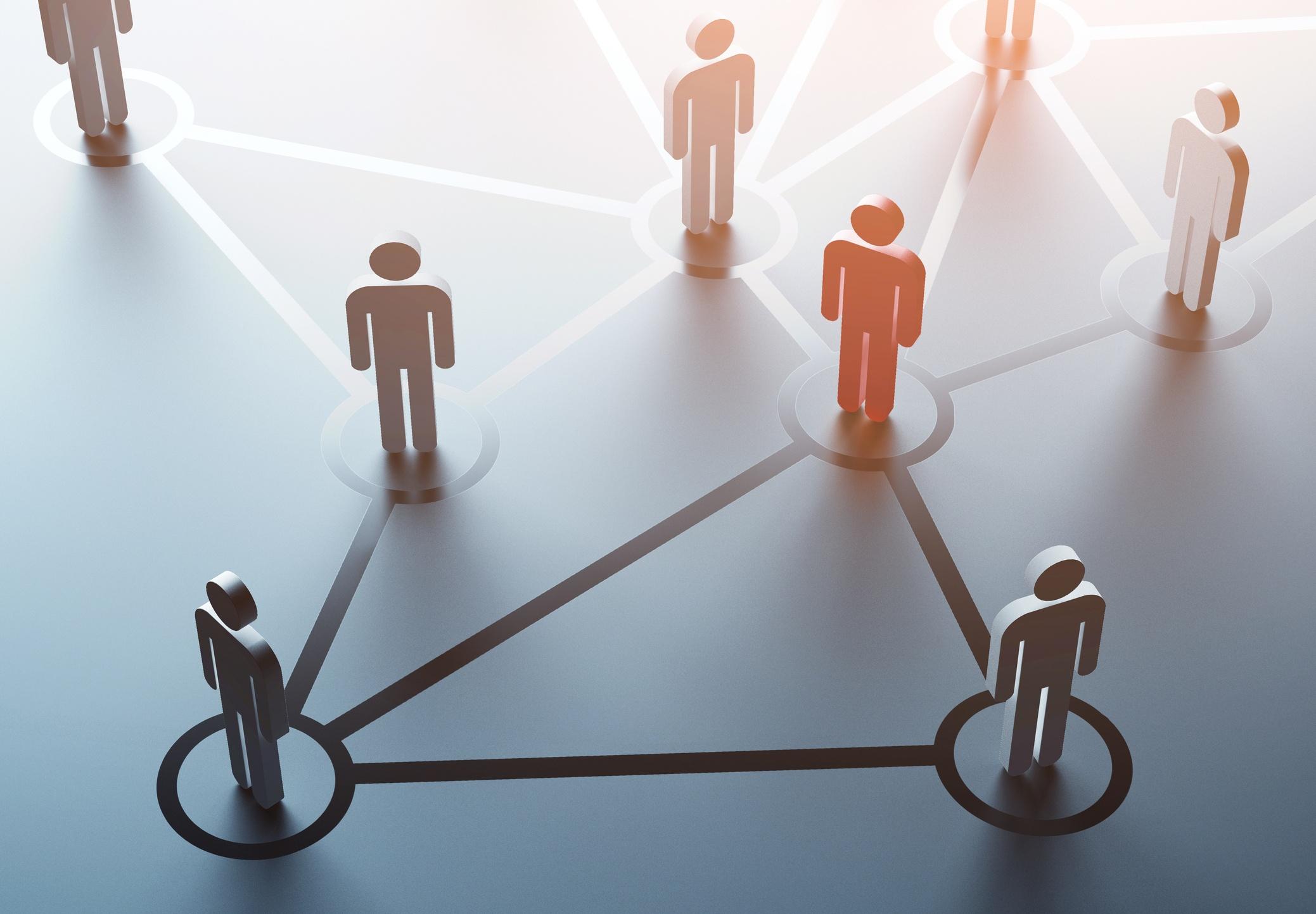 Olvídate del networking: conviértete en un conector
