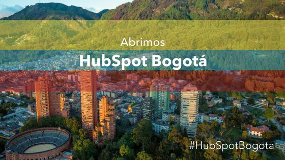 HubSpot abre la primera oficina en Latinoamérica: ¡Vamos a Colombia!