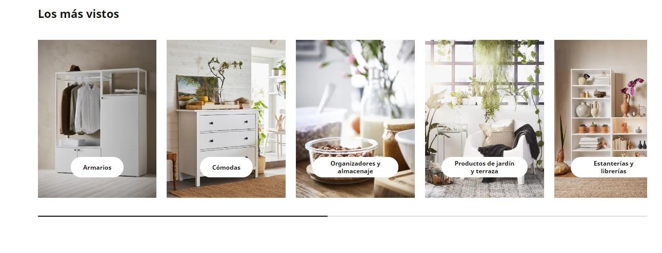 IKEA, ejemplo de contenido inteligente