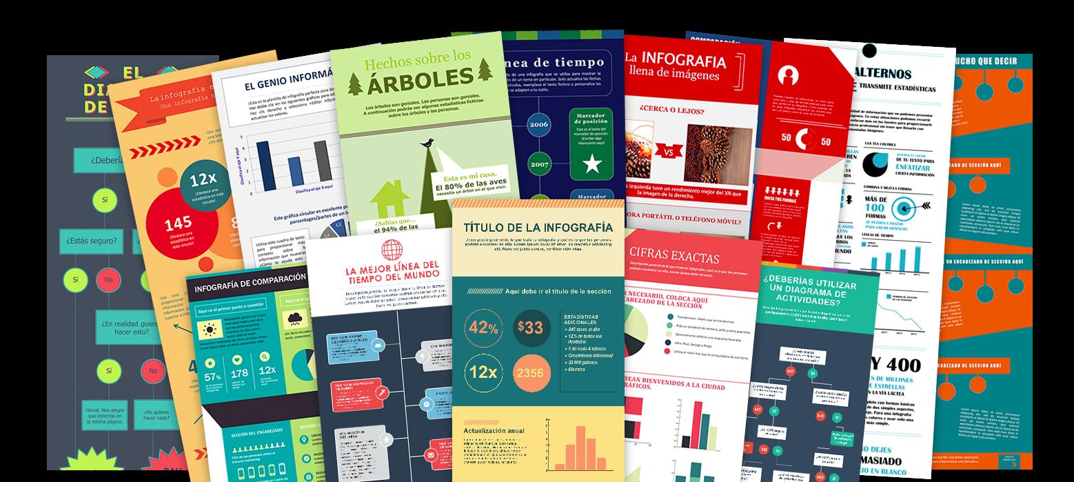 19 herramientas para crear infografías fácilmente - Genbeta
