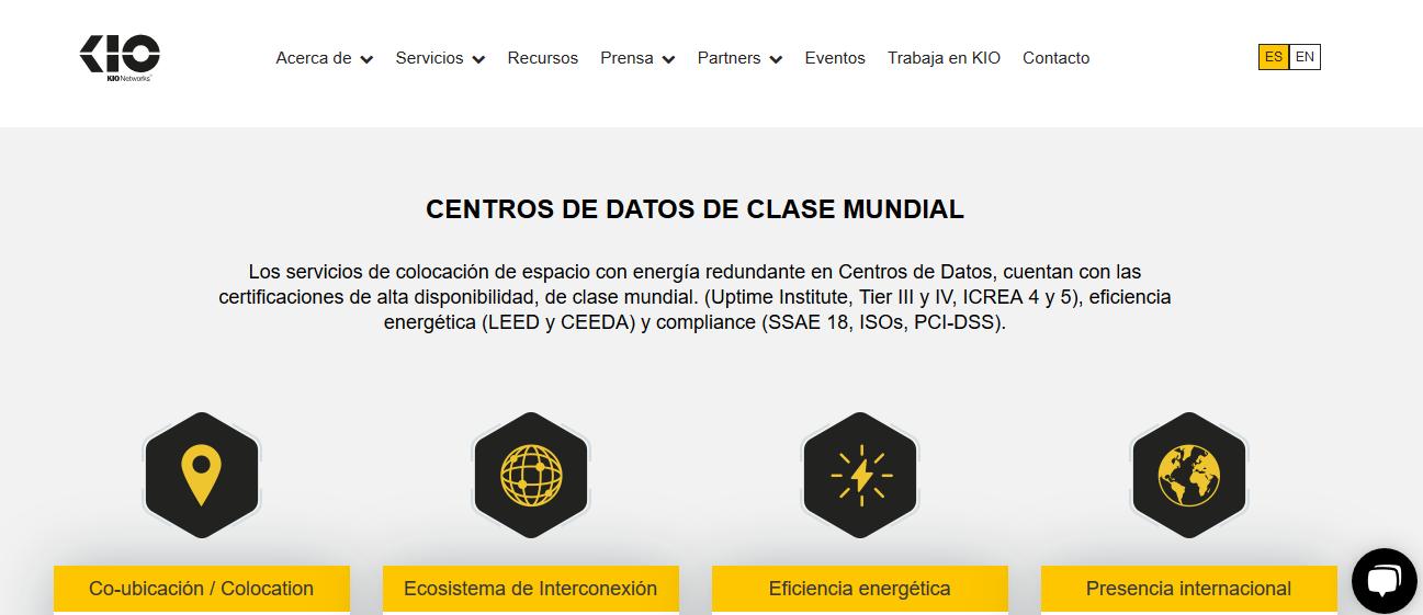 KIO Networks, empresa unicornio de datos