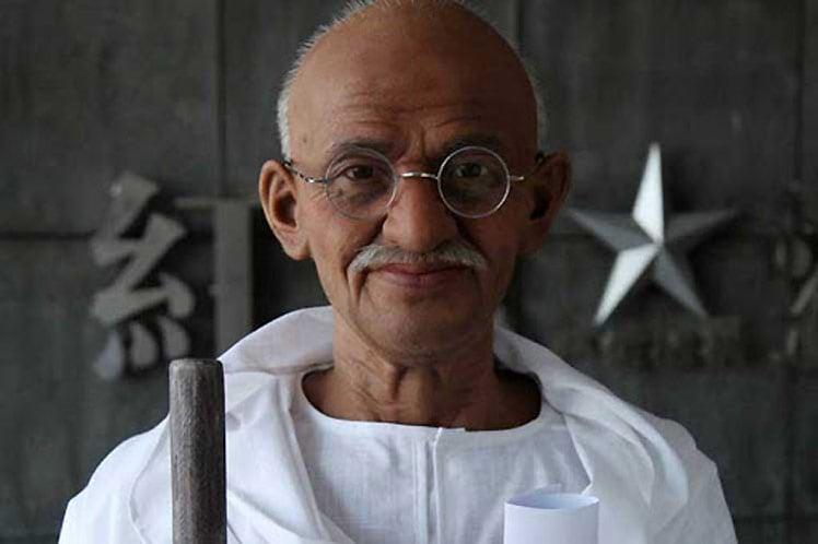 Tipo de liderazgo participativo: Mahatma Gandhi