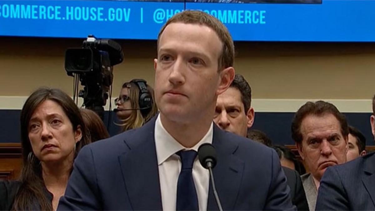 Estrategia de media training con Mark Zuckerberg, CEO de Facebook