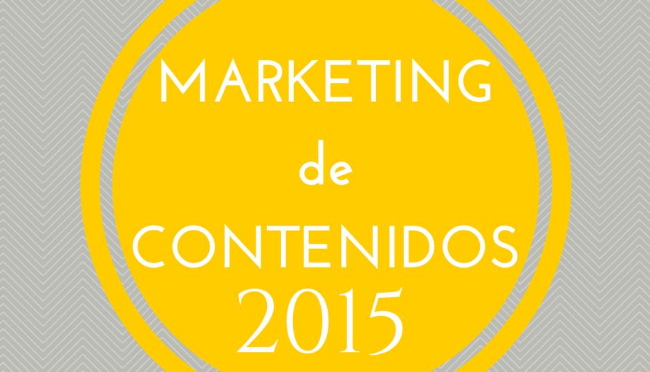 Marketing de contenidos en el 2015
