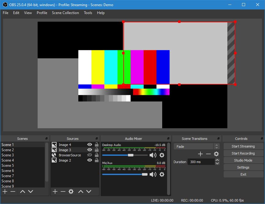 Grabar pantalla con OBS Studio, programa de grabación de pantalla