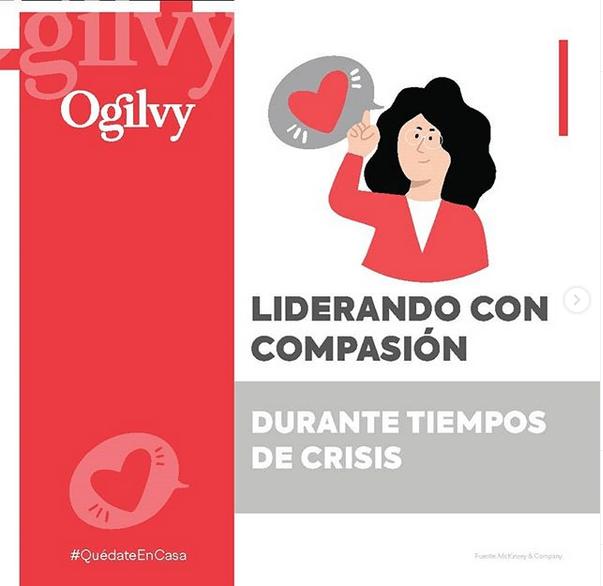 Ejemplo de la agencia creativa Ogilvy Honduras: ilustración