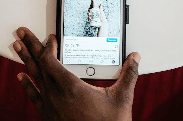 Claves para escribir pies de foto creativos en Instagram