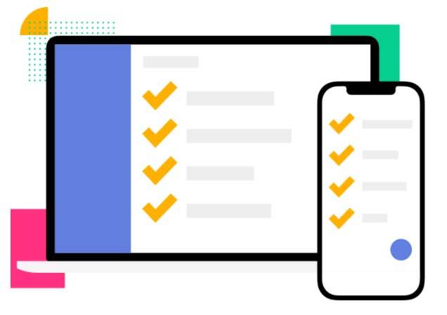 Planificador de proyectos: Tick Tick
