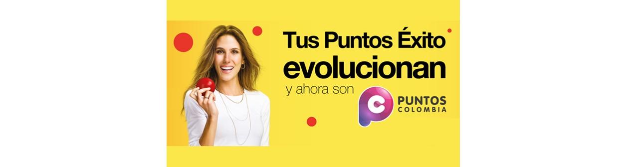 Ejemplo de programa de fidelización de Puntos Colombia