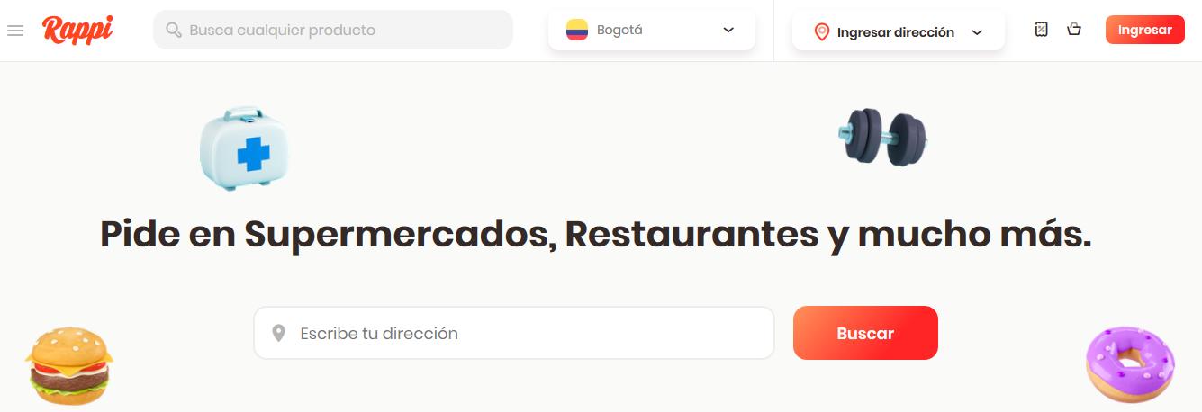 Rappi, primera empresa colombiana en la categoría unicornio