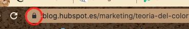 Certificado SSL de HubSpot