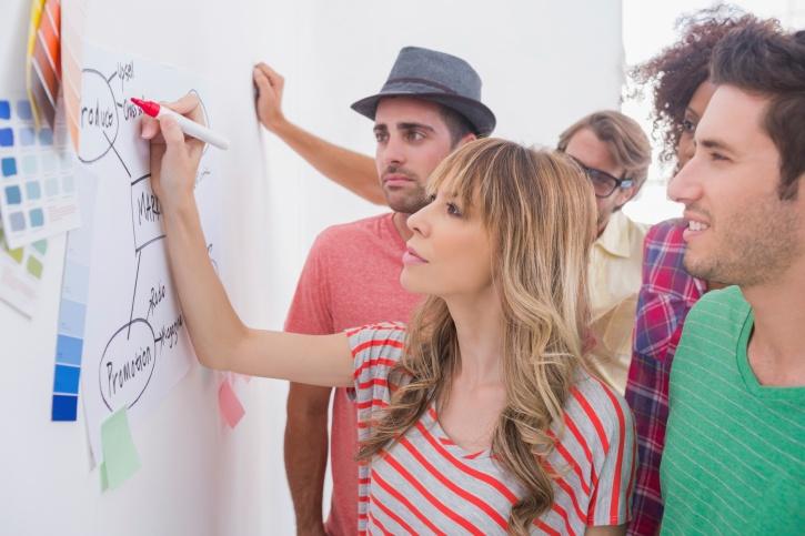 7 ideas para tener una buena sesión de brainstorming