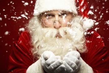 24 avisos comerciales de Santa Claus en los últimos 100 años