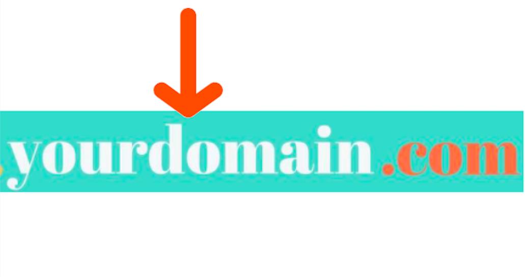 partes de un dominio web