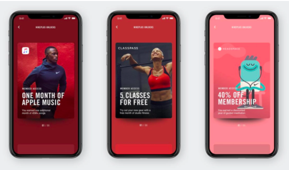 Programa de fidelización de clientes Apple