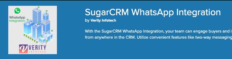 Cómo integrar un CRM con WhatsApp