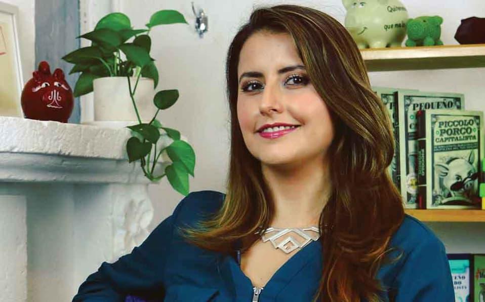 Sofía Macías, líder de tipo coaching