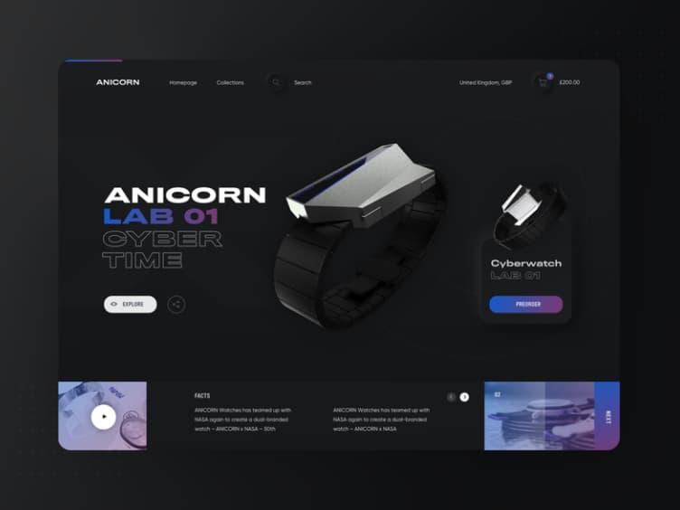 Tendencias de diseño web en 2021: neomorfismo