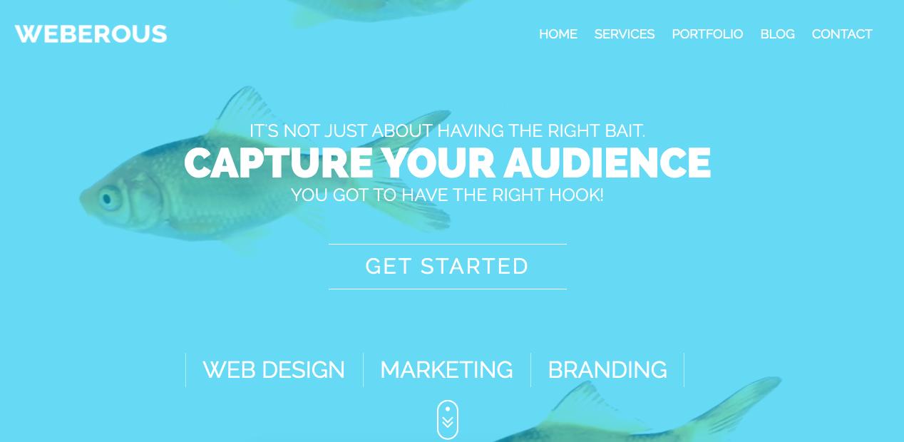 Tendencias de diseño web: dinamismo
