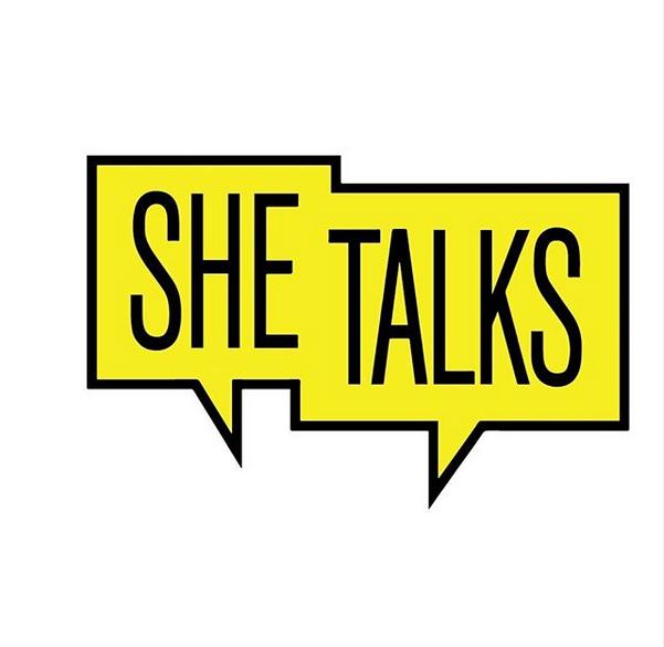 Agencia creativa Terán TBWA: frase SHE TALKS