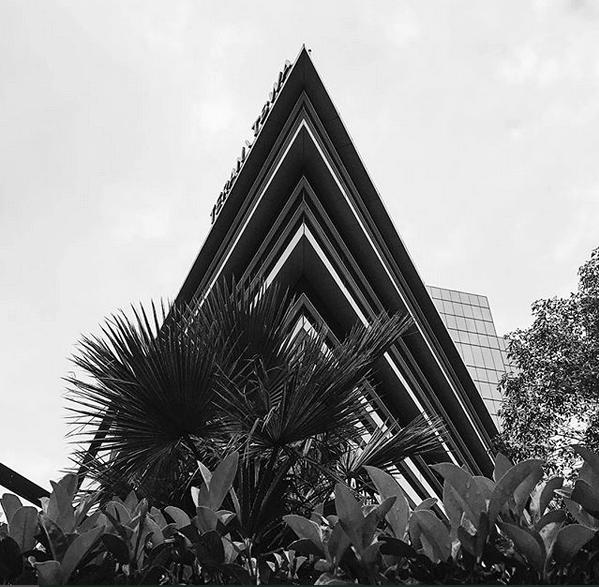 Ejemplo de Terán TBWA: arquitectura