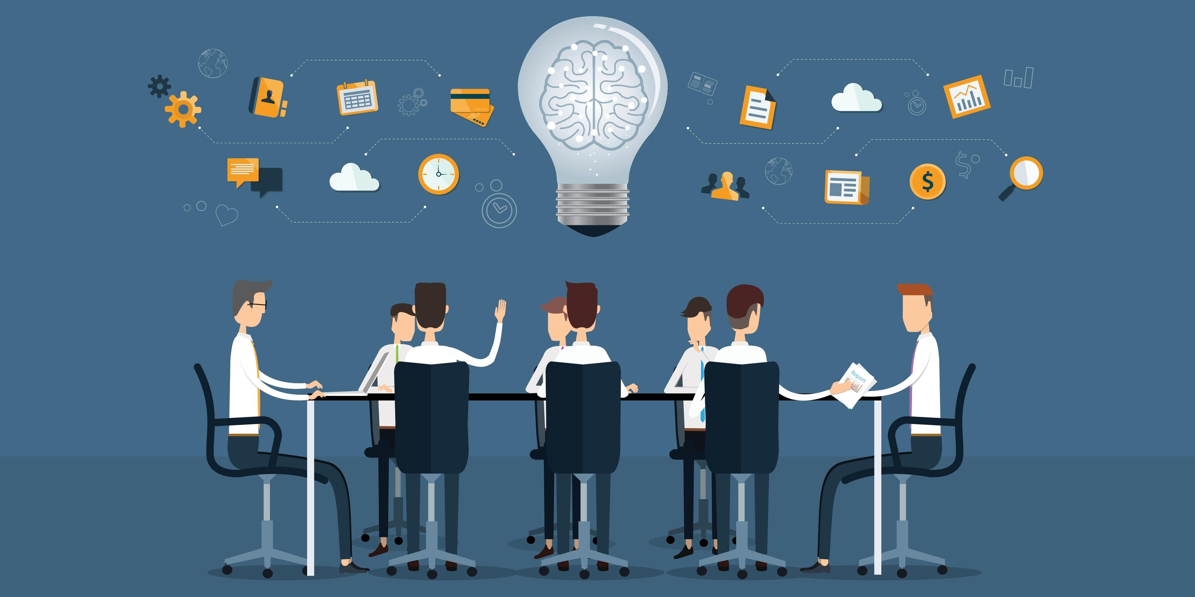 Cómo estructurar el equipo en tu agencia de marketing