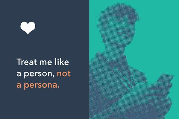 Soy una persona, no un perfil de cliente [Compromiso con el cliente]