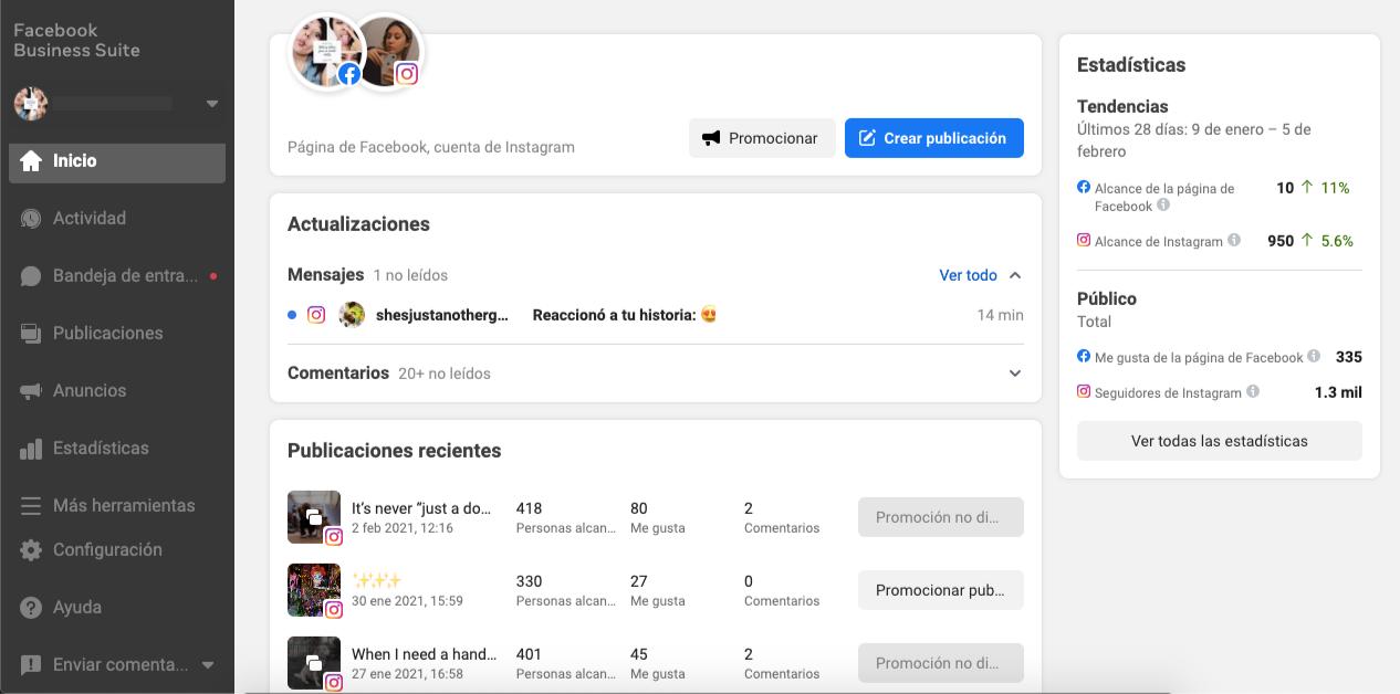 Cómo crear un catálogo de Facebook desde el administrador comercial