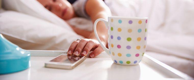 6Maneras en las que tu rutina antes de dormir afecta tu productividad