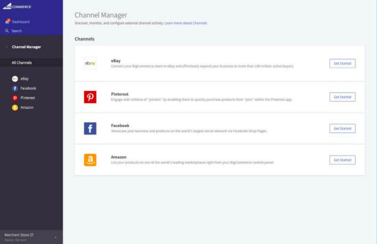 Cómo añadir un catálogo a Instagram con BigCommerce y Facebook
