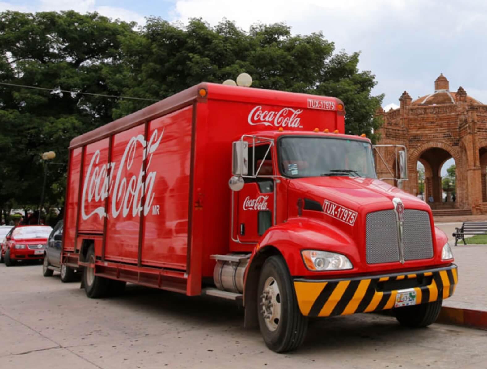 Canales de distribución de Coca Cola