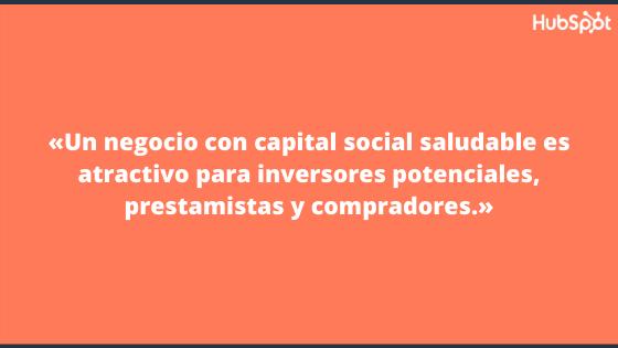 Contabilidad básica: el capital social es un elemento atractivo para atraer inversores y otros agentes externos a tu empresa