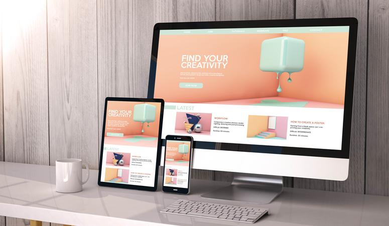 Colores para páginas web: cómo elegir la combinación perfecta