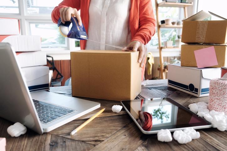 Aprende cómo vender por internet en 4 pasos