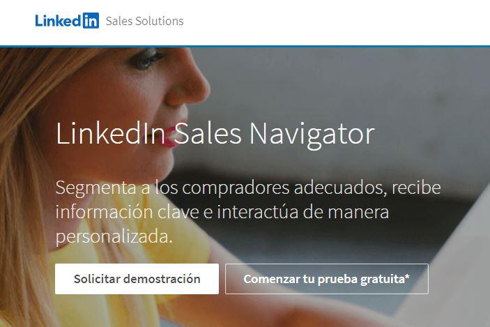 Herramientas para incrementar las ventas: LinkedIn Sales Navigator