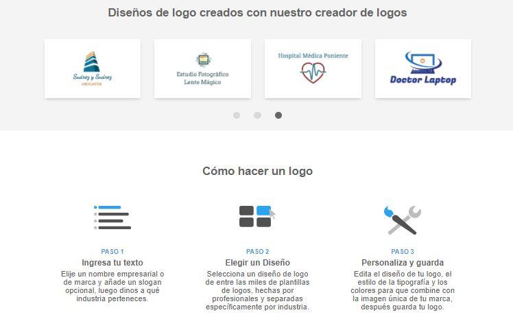 FreeLogoServices, creador de logos