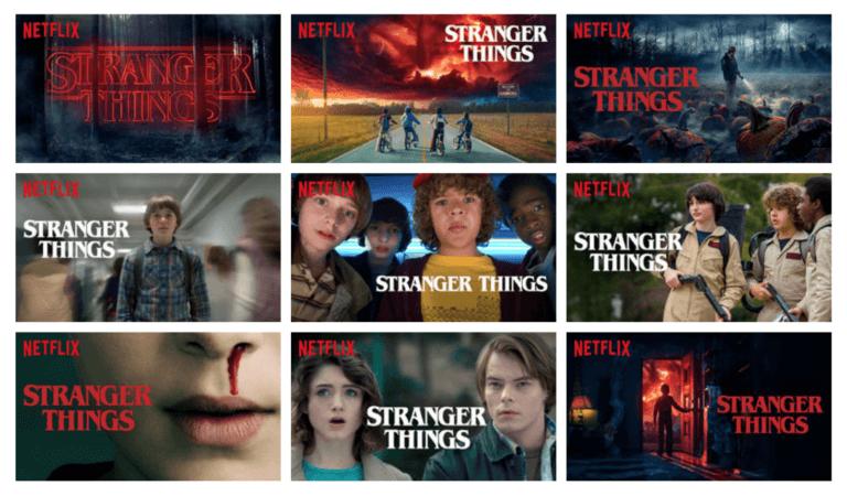 Ejemplo de uso de big data en marketing: Netflix