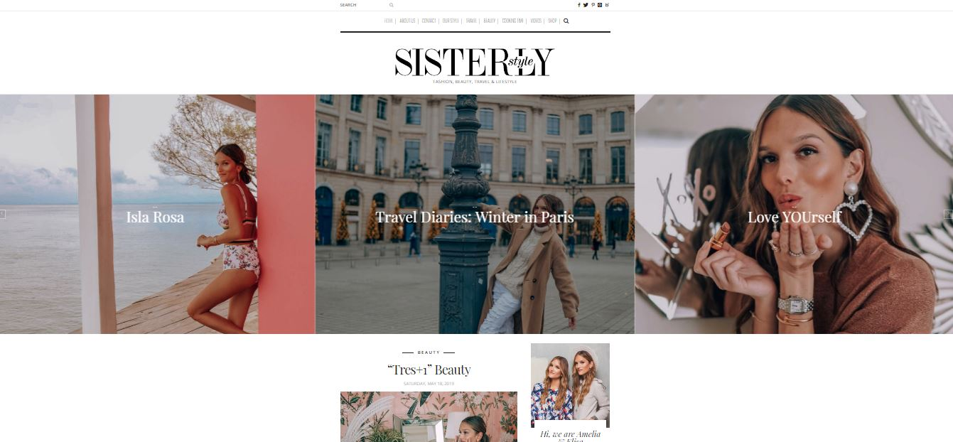 ejemplos de blogs
