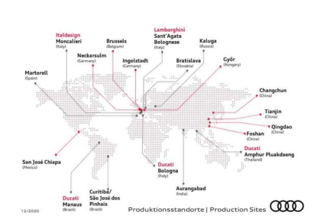 Ejemplos de programas de empleado del mes: Audi