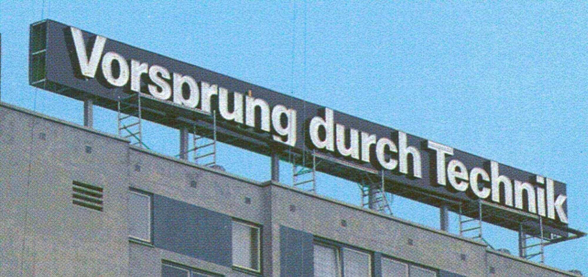 Audi, ejemplo de eslogan famoso