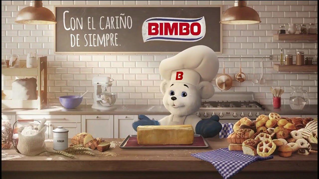 Ejemplo de eslogan creativo de Bimbo