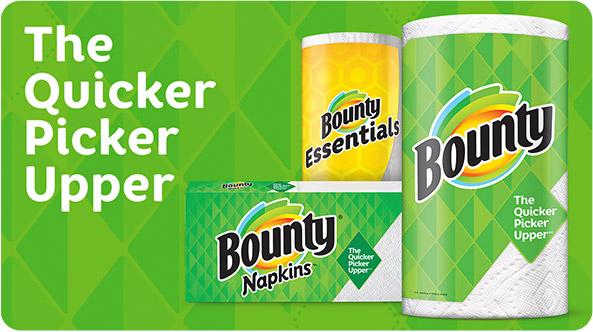Bounty Napkins, ejemplo de eslogan famoso