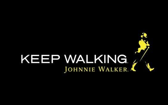 Johnnie Walker, eslogan creativo