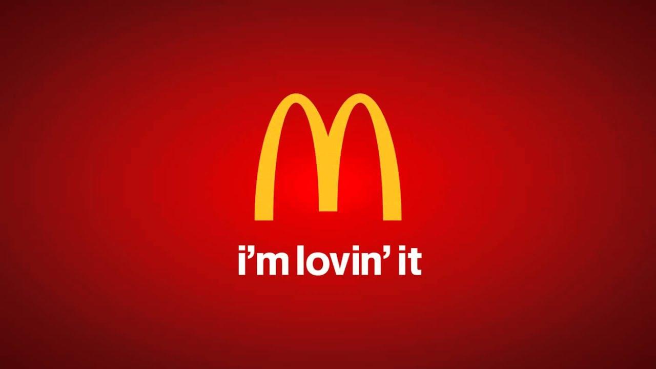 Eslogan creativo de McDonald's