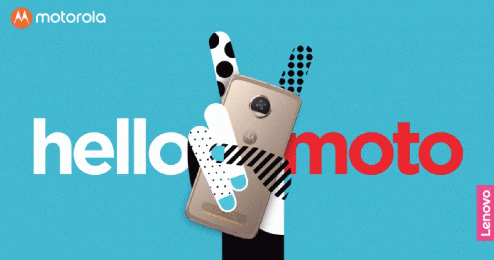 Motorola, eslogan creativo