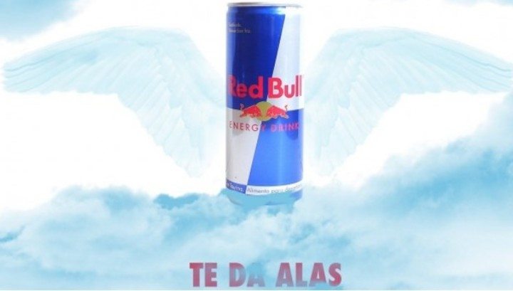 Red Bull, eslogan creativo