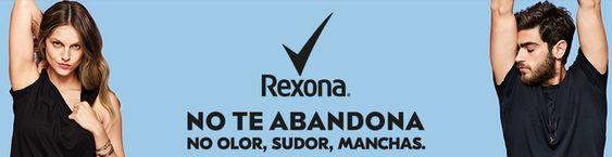 Eslogan creativo de Rexona