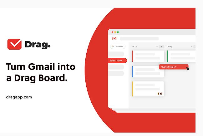 DragApp: app para crear  tableros en Gmail